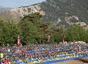 Emoción en Andorra Triatlón