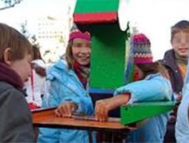 Los niños tienen su propia ciudad en Colón
