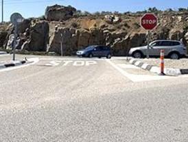 La Comunidad mejora los accesos a Navacerrada desde la M-601