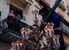 El Cristo de la Salud abre la Semana Santa Madrileña