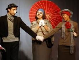 Función especial de 'La ratita se quiere casar' en el Teatro del Ferrocarril