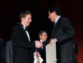El español José Ramón García, primer premio del 12º Concurso Internacional de Piano