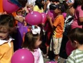 Casi 900 niños fueron adoptados en Madrid en 2006