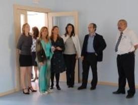 Nueva aula de psicomotricidad en el colegio José Bergamín de Boadilla