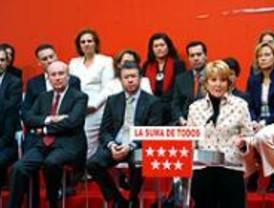Aguirre, orgullosa de su gestión después de tres años de mandato