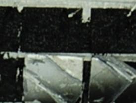 Efectos de 'bombardear con iones' un material clave en tecnologías ópticas
