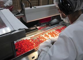 Planta de producción de medicamentos