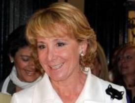 Aguirre lamenta que San Gil no vaya al congreso del PP