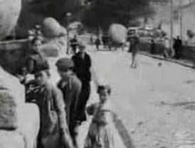 Un vídeo muestra el Madrid de hace un siglo