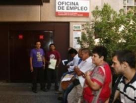 Cuatro de cada diez desempleados en Madrid pueden salir del paro