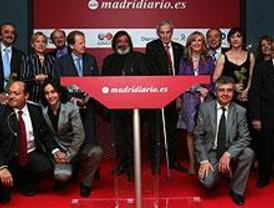 Madridiario premia a los mejores del año