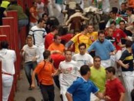 Más seguridad para corredores y asistentes a los encierros de 'Sanse'