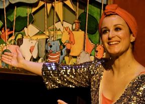 Teresa Cuesta, una 'Diva' muy especial del teatro para bebés