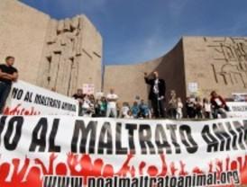 Madrid, contra el maltrato animal