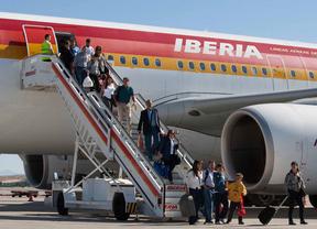 Iberia incrementa en verano los vuelos a Colombia