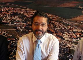 Alcalde de Brunete, Borja Gutiérrez