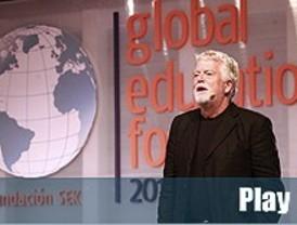 Heppell: 'La educación debe adaptarse a un mundo cambiante'