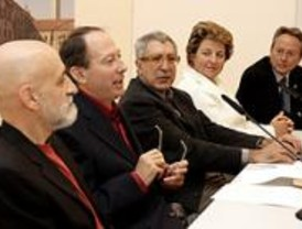 'Poemas Edificios Madrid' es la nueva obra de Eduardo Scala