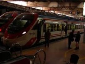 Interrumpido el servicio de trenes entre las estaciones de Móstoles y Móstoles El Soto
