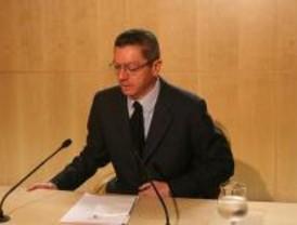 Gallardón no pedirá a Rajoy ser incluido en las listas electorales