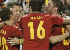 Navas salva un empate en el amistoso con Chile