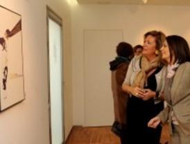 Pozuelo ha inaugurado la V edición del concurso de Artes Visuales contra la Violencia de Género