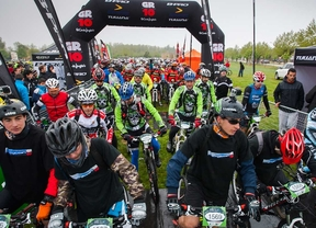 La IV Riaza B-Pro Bike Maratón se celebra el 8 de junio