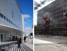 Cierran el Palacio de Congresos y el de Cristal pero no Madrid Arena