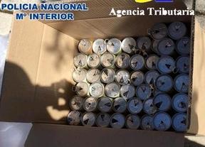 Requisados 20 kilos de cocaína ocultos en latas de zumo