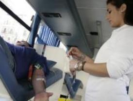 La unidad móvil de donación de sangre llega a Las Rozas