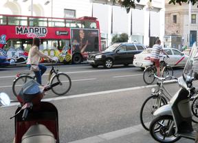 Madrid se une a un registro nacional para la recuperación de bicis