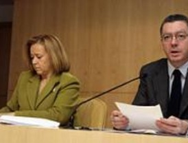 Gallardón: Los nuevos registros son consecuencia de las investigaciones anteriores