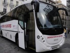 La Comunidad de Madrid pide a los donantes su apoyo para mantener las reservas en Navidad