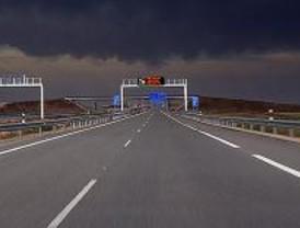 La autopista Radial 4 registró un descenso de usuarios del 2,11 por ciento