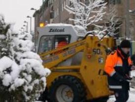 Las Rozas refuerza la limpieza viaria en Navidad