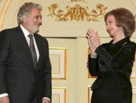 Plácido Domingo celebra sus 70 años con un homenaje en el Teatro Real