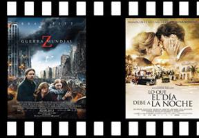 Brad Pitt se enfrenta a un virus letal en 'Guerra Mundial Z'
