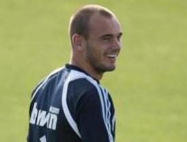 Sneijder ficha por el Inter de Milán