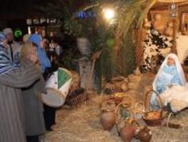 Belenes y cértamenes de villancicos en las Navidades de Alcorcón