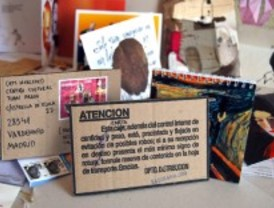 El Mail Art Valdemoro llega a su ecuador