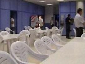 La nueva sala de inadmitidos de la T-4 en Barajas contará con 78 plazas