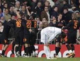 El Real Madrid encalla de nuevo en octavos de la 'Champions'
