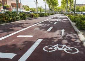 Boadilla conecta sus carriles bici con otros 7 kilómetros