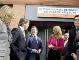 Nueva oficina judicial en Villa de Vallecas