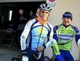 Contador confía en ganar el Tour 2010 con Astana