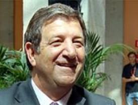 Luis Partida no volverá a ser presidente de la Federación de Municipios