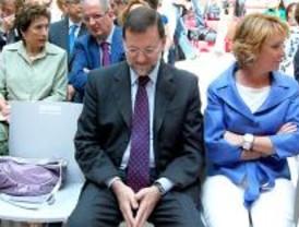 Rajoy advirtió a Aguirre en 2006 que había dossieres contra González y Granados