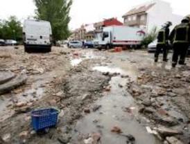 La M-45 no causó las inundaciones en Coslada, San Fernando, Rivas y la Cañada