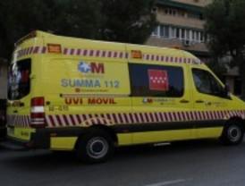 Fallece un hombre al ser arrollado por un vehículo en la M-50