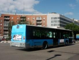 33 líneas de autobús modificarán su itinerario durante la manifestación del 25-S